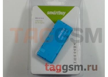 USB HUB Smartbuy 4 порта Blue (SBHA-6110-B)