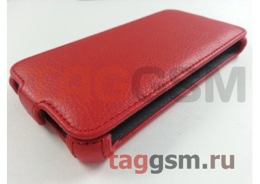 Сумка футляр-книга Armor Case для HTC Desire 526G+ (красная в коробке)