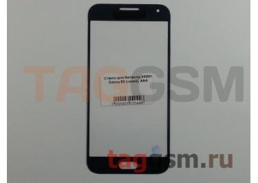 Стекло для Samsung E500H Galaxy E5 (синий), AAA