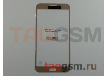 Стекло для Samsung E700F Galaxy E7 (золото), AAA