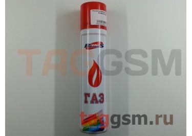 Газ для заправки зажигалок RUNIS (270мл)