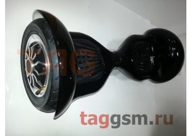 Гироскутер Smart Balance 10''. BT-плеер, LED ходовые огни, АКБ samsung, цвет черный