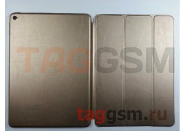 Сумка футляр-книга Smart Case iPad Air 2 без логотипа (золото)