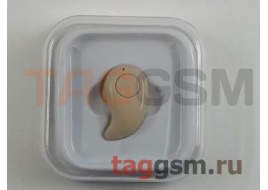 BLUETOOTH-гарнитура S530 X (Bluetooth v4.1), бежевый