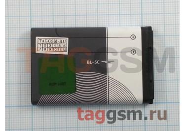АКБ Nokia BL-5C 1100 / 6230 / 6600 / 6630 / N70 / N72 / 7610 блистер
