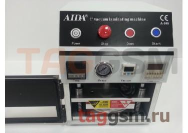 Станок для склейки дисплейного модуля AIDA A-108 (вакуумная камера + пресс)