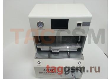 Станок для склейки дисплейного модуля AIDA A-708 (автоклав, компрессор, вакуумная камера + пресс, вакуумный насос, дополнительная барокамера)