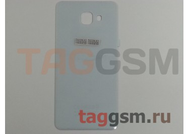 Задняя крышка для Samsung SM-A710 Galaxy A7 (2016) (белый), ориг