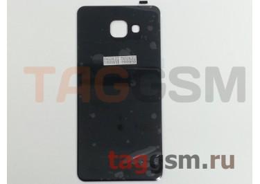 Задняя крышка для Samsung SM-A710 Galaxy A7 (2016) (черный), ориг