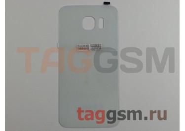 Задняя крышка для Samsung SM-G920 Galaxy S6 (белый), ориг