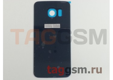 Задняя крышка для Samsung SM-G925 Galaxy S6 Edge (синий), ориг