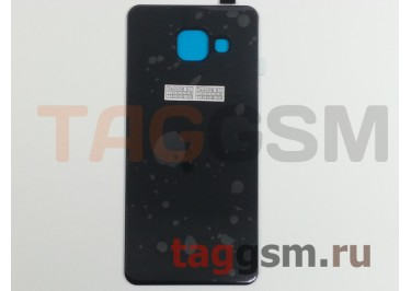Задняя крышка для Samsung SM-A310 Galaxy A3 (2016) (черный), ориг