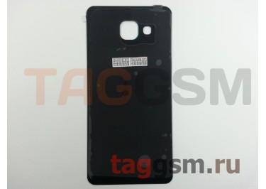 Задняя крышка для Samsung SM-A510 Galaxy A5 (2016) (черный), ориг