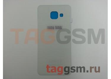 Задняя крышка для Samsung SM-A310 Galaxy A3 (2016) (белый), ориг