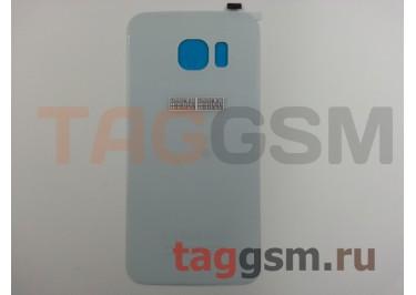 Задняя крышка для Samsung SM-G925 Galaxy S6 Edge (белый), ориг