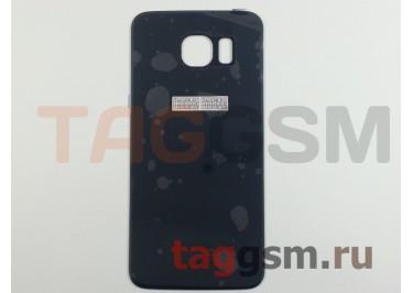 Задняя крышка для Samsung SM-G920 Galaxy S6 (синий), ориг