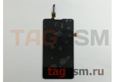 Дисплей для Lenovo S898 + тачскрин (черный)