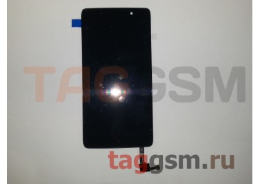 Дисплей для Alcatel OT-6055 Idol 4 + тачскрин (черный)