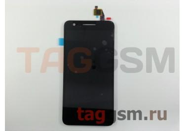 Дисплей для Lenovo Vibe C2 (K10A40) + тачскрин (черный)