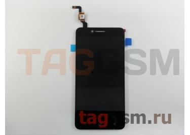 Дисплей для Lenovo Vibe K5 + тачскрин (черный)