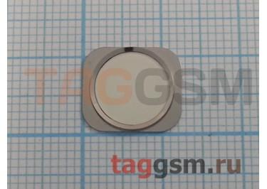 """Кнопка (толкатель) """"Home"""" для iPhone 6S (белый)"""