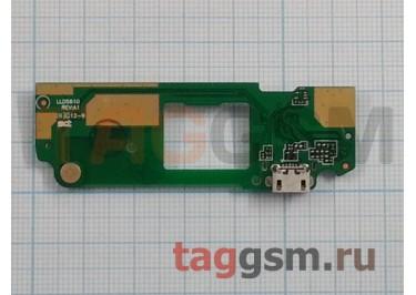 Шлейф для HTC Desire 620 + разъем зарядки + микрофон