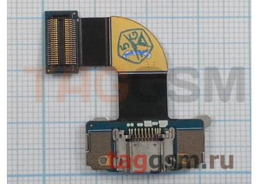 Шлейф для Samsung SM-T320 + системный разъем