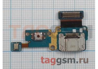 Шлейф для Samsung SM-T715 + разъем зарядки + микрофон