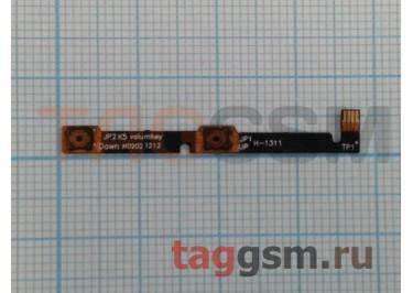 Шлейф для Lenovo K900 + кнопки громкости