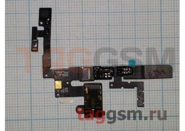 Шлейф для Lenovo S960 + разъем гарнитуры + кнопка включения