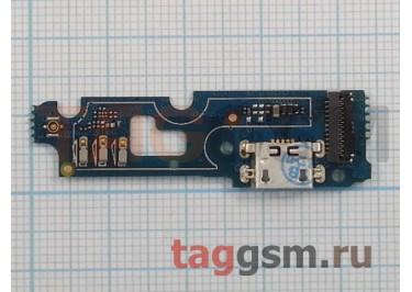 Шлейф для Lenovo P70 + разъем зарядки