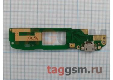 Шлейф для HTC Desire 816G Dual + разъем зарядки + микрофон