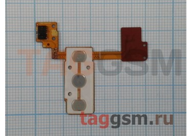 Шлейф для LG D855 G3 + кнопка включения + кнопки громкости + микрофон