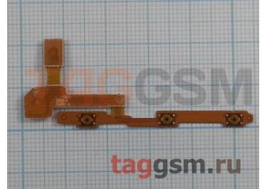 Шлейф для Samsung SM-T210 / T211 / T215 + кнопка включения + кнопка громкости + микрофон