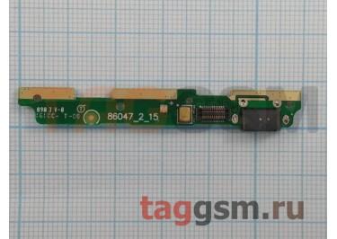 Шлейф для Xiaomi Redmi 2 + разъем зарядки