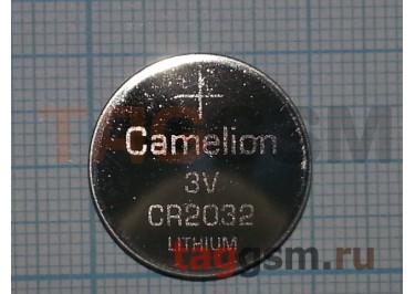 Спецэлемент Camelion CR2032-5BL (батарейка Li, 3V)