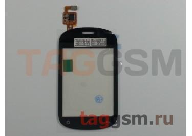 Тачскрин для Alcatel OT908 (черный)