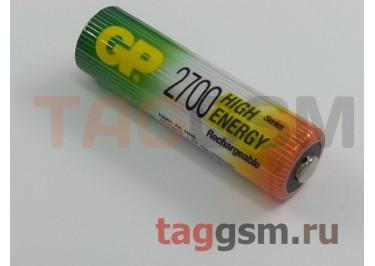 Аккумуляторы GP R6-2BL никель-металлгидридные (2700 mAh)