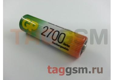 Аккумуляторы GP R6-4BL никель-металлгидридные (2700 mAh)