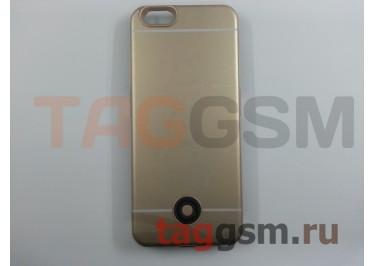 Дополнительный аккумулятор для iPhone 6 / 6S 3800 mAh (золото)