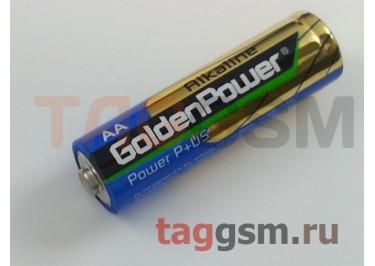 Элементы питания Golden Power LR6-4BL Power P+