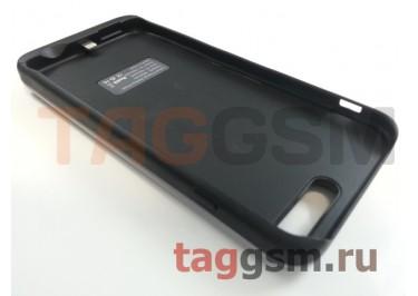 Дополнительный аккумулятор для iPhone 7 Plus 9000 mAh (серый)