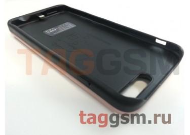 Дополнительный аккумулятор для iPhone 7 Plus 9000 mAh (розовое золото)