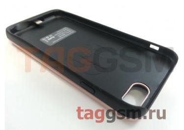 Дополнительный аккумулятор для iPhone 7 3800 mAh (розовое золото)