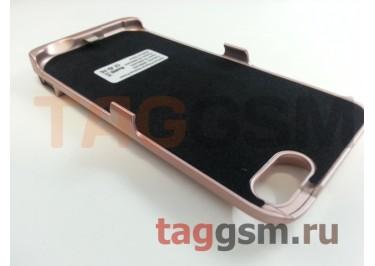 Дополнительный аккумулятор для iPhone 7 6000 mAh (розовое золото)