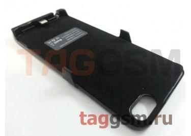 Дополнительный аккумулятор F8-CB для iPhone 5 / 5S / SE 2100 mAh (черный)