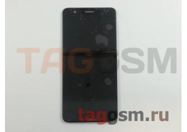 Дисплей для Huawei Honor 8 + тачскрин (черный)