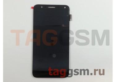 Дисплей для Alcatel OT-5051D Slate + тачскрин (черный)