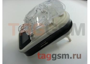 УЗУ с LСD дисплеем + USB (лягушка)