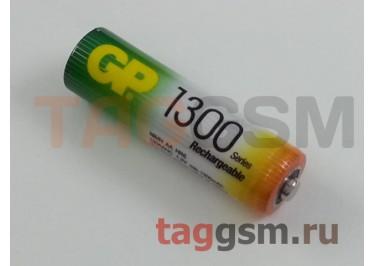 Аккумуляторы GP R6-2BL никель-металлгидридные (1300 mAh)